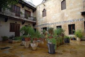house with courtyard the courtyard houses of syria muslim heritage