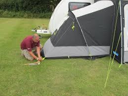 chambre pour auvent caravane annexe chambre kampa pour auvent gonflable air pro 280 350