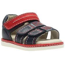 clarks tika spin boys u0027 first leather sandals charles clinkard