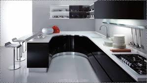 modern kitchen in india beautiful white black stainless glass luxury design and modern