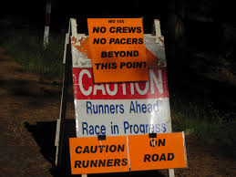 experiences of a very lucky ultra runner 2011 western states 100