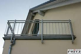 balkon edelstahlgel nder edelstahlgeländer balkon 26 03 schlosserei metallbau fritz
