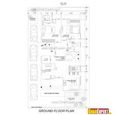 South Facing House Floor Plans South Facing House Plans 30 X 60 House Plans