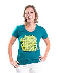Neighborhood Map San Francisco by San Francisco Neighborhoods Map Women U0027s T Shirt