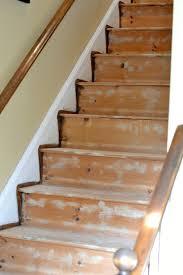 Wood Carpet 60 Carpet To Hardwood Stair Remodel Stair Makeover Basements