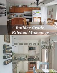 Kitchen Makeover Before And After - kitchen makeover reveal u0026 a giveaway
