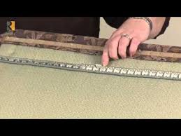 Dritz Home Decorative Nailhead Trim Flexible Metal Tack Strip Youtube
