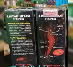 100 pure black leech oil papua for penis erection enlargement