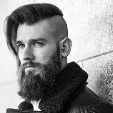what is a viking haircut diggin the goatee long hair goatee sooo sexy pinterest