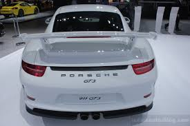 car porsche price india u0027s first ever 2014 porsche 911 gt3 spotted