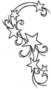 25 beautiful star tattoos ideas on pinterest sun tattoo designs