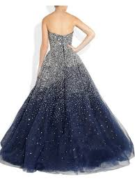 simple dresses simple dress luxurious strapless blue sequined tulle gown