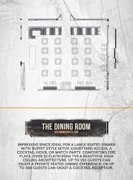 Banquet Hall Floor Plan by Centennial Banquets Event Venue Denver Banquet Halls
