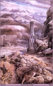 alan lee the lord of the rings