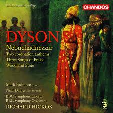 dyson nebuchadnezzar woodland suite three songs of praise choir
