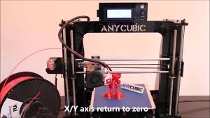 Resume Printer Anycubic Prusa I3 Diy 3d Printer With Power Failure Resume Feature