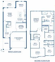 cypress a new home floor plan at bexley avenue by homes by westbay cypress at bexley floorplan