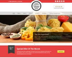 best responsive themes for restaurant and recipe blogs