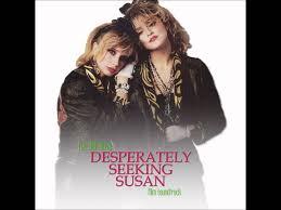 Seeking Soundtrack Newman St S Place Desperately Seeking Susan