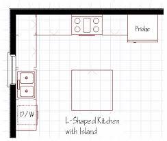 kitchen design g shaped kitchen floor plans design layout