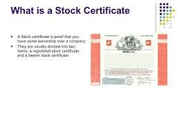 stock powerpoint