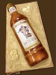morgans spiced rum bottle cake google search gateaux