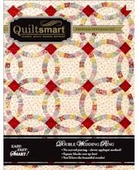 Double Wedding Ring Quilt by Quiltsmart Double Wedding Ring Instruction Booklet 859028000116
