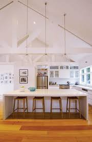 Colonial Kitchen Design Coastal Kitchen Design With Modern Space Saving Design Coastal