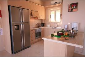 Kitchen Furniture Names by Double Fridge Kitchen Pictures Beautifull Villas From The