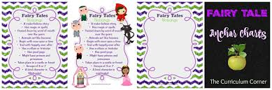 Blank Curriculum Map by Fairy Tale Unit Of Study Updated The Curriculum Corner 123