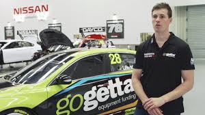 nissan altima jack location jack lebrocq to race gogetta racing nissan altima for 2017 youtube