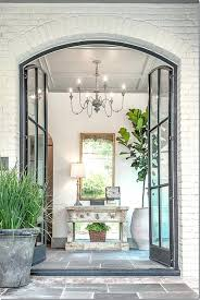 Home Entrance Decorating Ideas Home Entrance Decoration India Best Foyer Images On Console Table