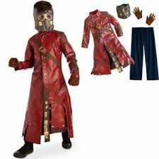 lord costume disney store deluxe guardians of the galaxy lord costume 7 8