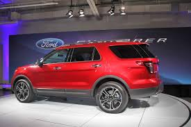 lifted 2013 ford explorer ford to launch performance sport version of explorer