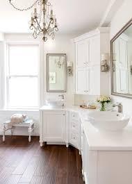 Toronto Bathroom Vanities Toronto Corner Bathroom Vanities Transitional With Hardwood Floor