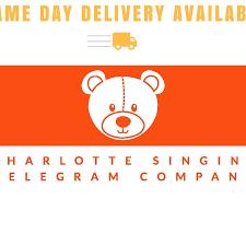 singing birthday delivery home singing telegram company