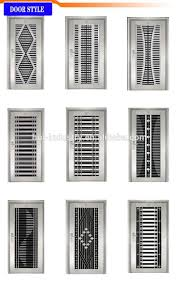 single door design steel main door designs ss single modern entry stainless doors for