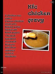 the 25 best kfc gravy recipe ideas on kfc chicken