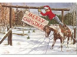 printable horse christmas cards card invitation sles cowboy christmas cards merry christmas