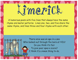 great teacher blog on different types of poetry examples and you