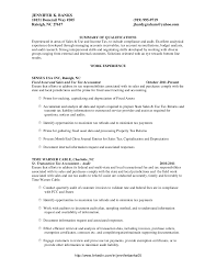 Sample Resume For Accountant by Sales And Use Tax Accountant Jennifer Banks