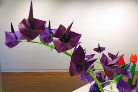 Origami Paper Works - origami artists michael lafosse and richard paper and