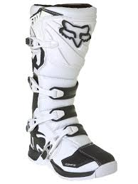 mens motocross boots fox white 2018 comp 5 mx boot fox freestylextreme america