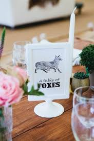 Wedding Table Signs Sunday Inspiration 26 Table Sign Ideas Eddy K Bridal Gowns