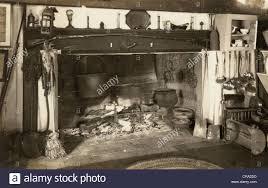 fireplace cooking binhminh decoration