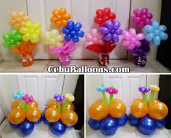 balloon centerpiece image result for table top balloon display balloon decorations