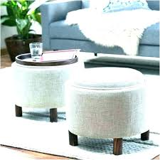 square storage ottoman with tray tray for ottoman trays for ottomans ottoman storage tray ottomans