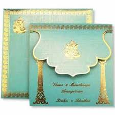 Indian Wedding Invitation Cards Online Thread Ceremony Cards Tc2084 Thread Ceremony Pinterest