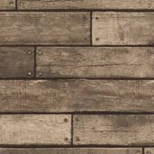 decor wallpaper wooden plank metallic brown lancashire