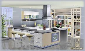 sims kitchen ideas my sims 3 form function kitchen pantry and clutter set by